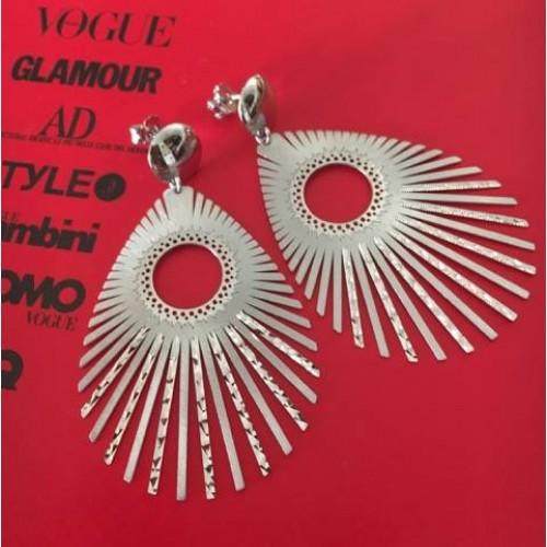 The Nymph stud earrings