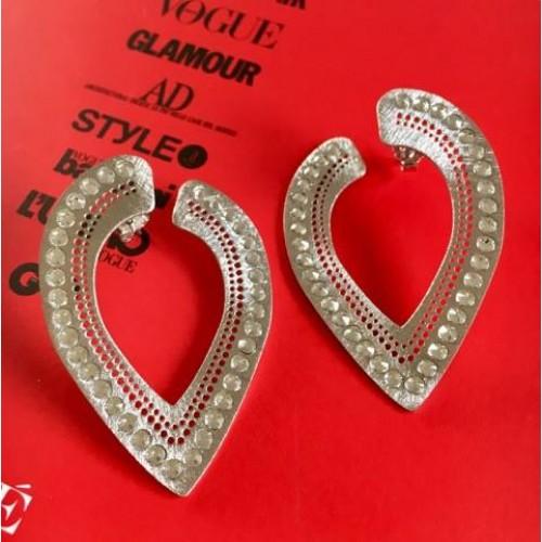 The Amber stud earrings