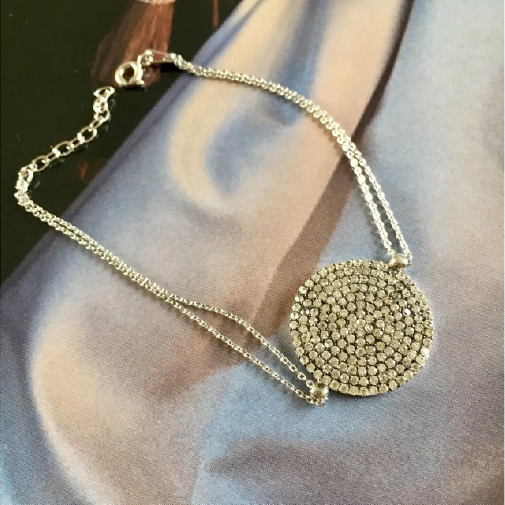The Brilliant temptation silver bracelet