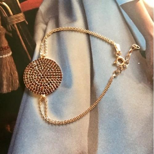 The Ruby temptation bracelet