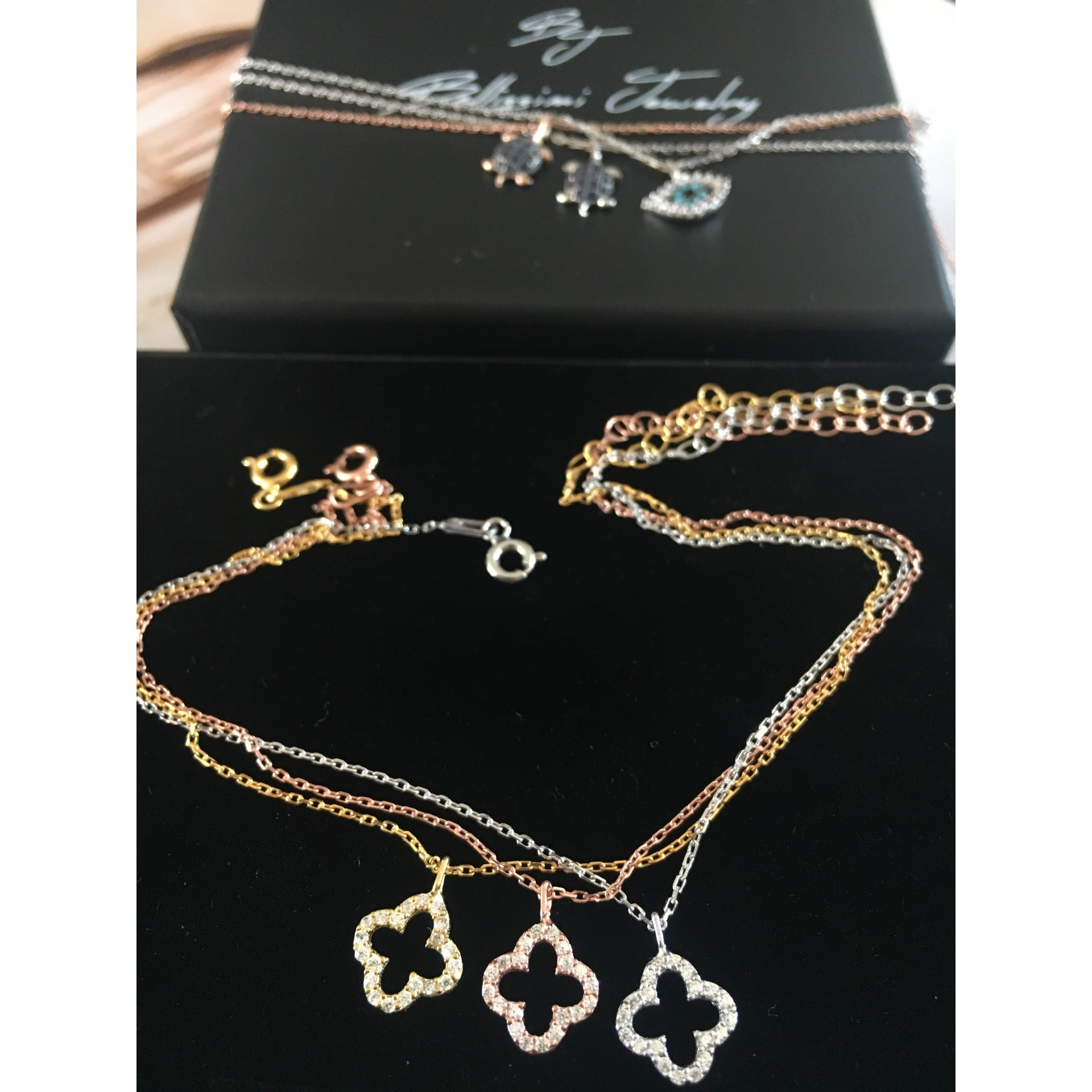 plated lotus to flower receive and with over charm anklets solid flowe sterling gold anklet silver rolo up chain