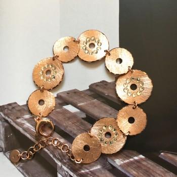 The Charm mini II silver bracelet