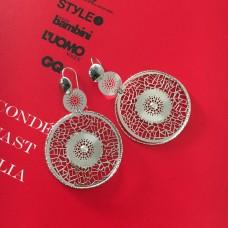 """""""Keep dreaming"""" silver earrings"""