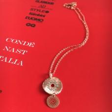The Charm mini II silver necklace