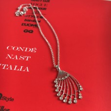The Keep Dreaming III silver necklace