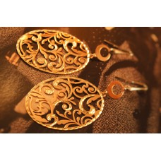 The Vintage Magic silver earrings