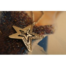 The Star Magic silver necklace