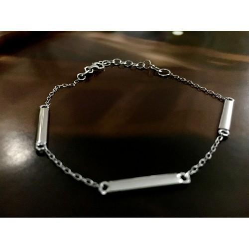 The Diva silver bracelet