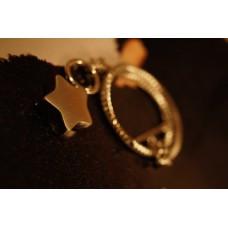 The Star in Silver silver bracelet