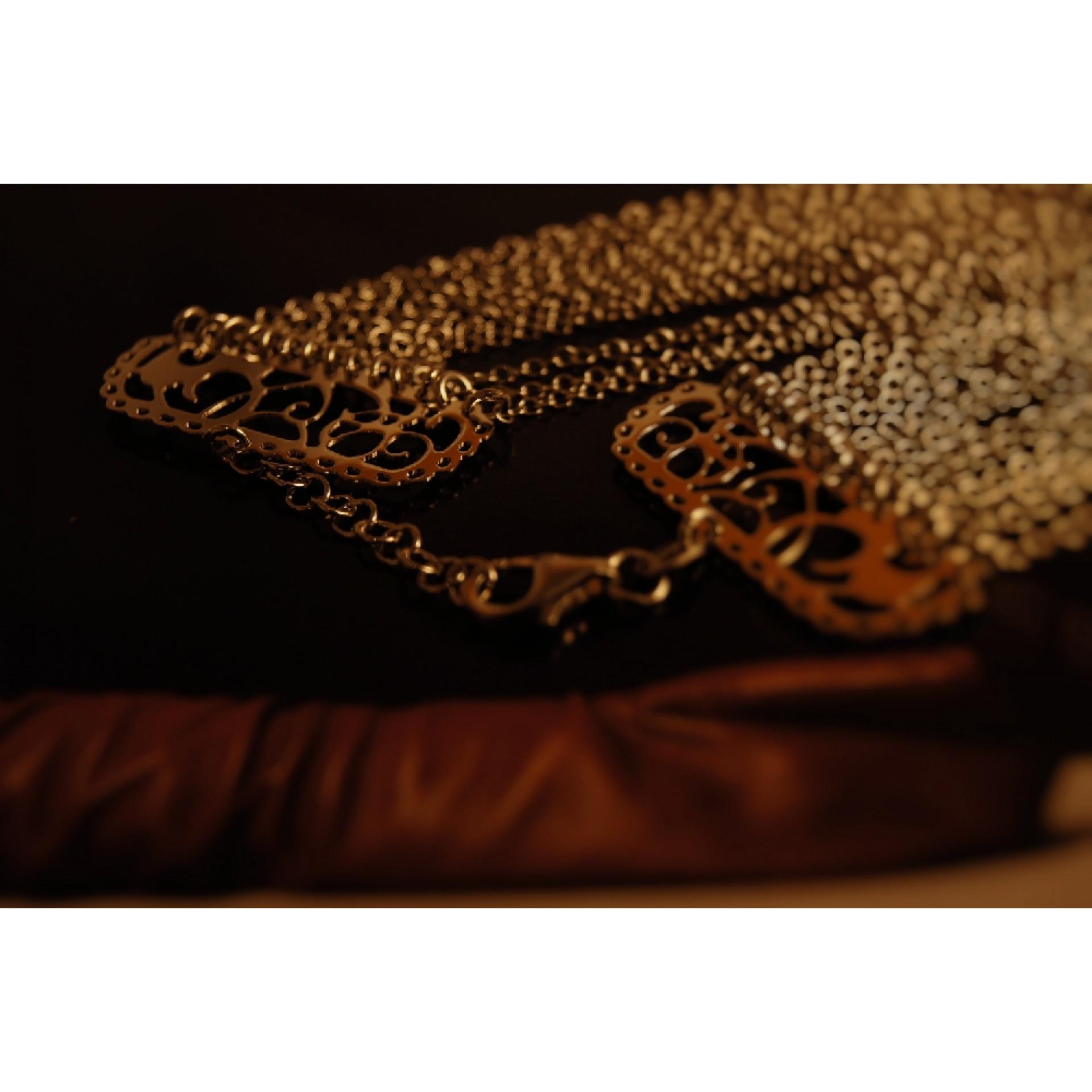 The Vintage silver bracelet
