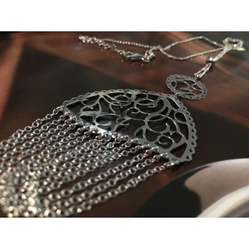 The Vintage silver necklace