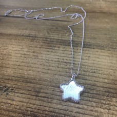 The Sparkle silver necklace