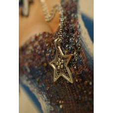 The Star-Addiction silver necklace