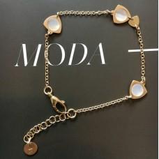 Moda II silver bracelet