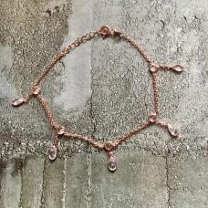 The Sheer silver bracelet