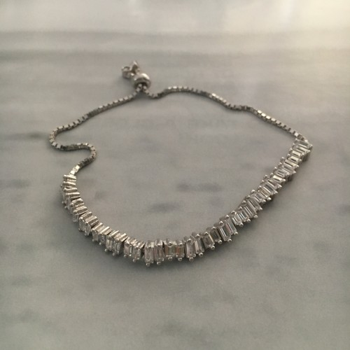 The White temptation bracelet